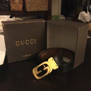 Authentic Vintage GUCCI belt